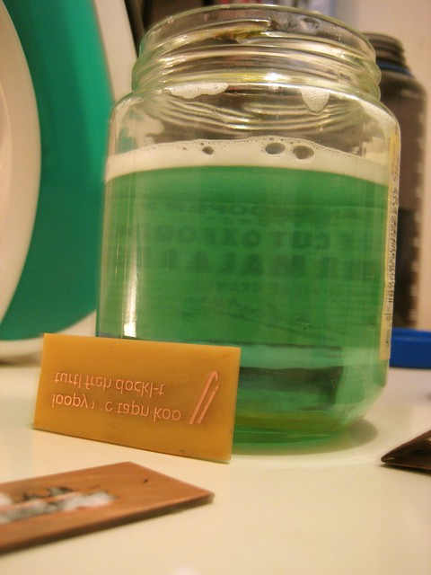 making circuit boards at home