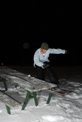Snowboarding par rubbhers0ul