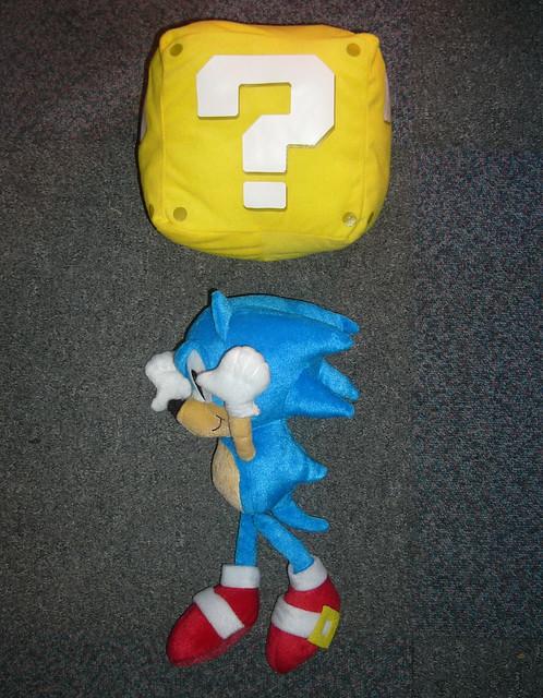 Sonic Block