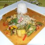 Asiatische Gourmetpfanne