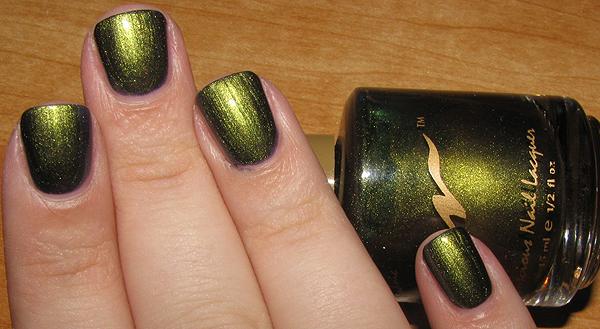 CM - Green Envy