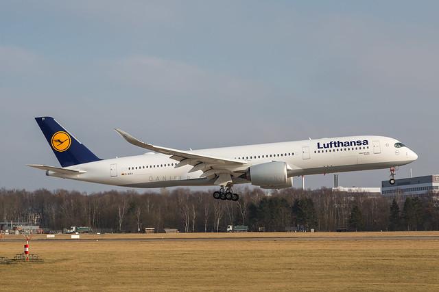Lufthansa A350-941 D-AIXA 1L2A0111 Flickr