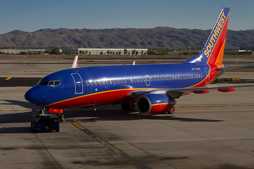 Southwest N774SW at PHX