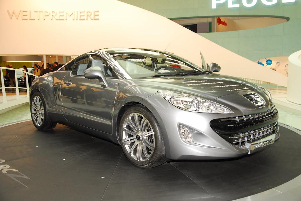Peugeot 308 RCZ Concept Car (6006)