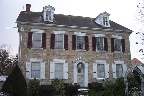 Fisher House, 1801