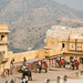 Small photo of Amber Fort