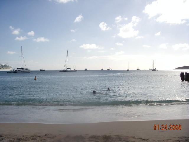 St maarten virgin islands weather