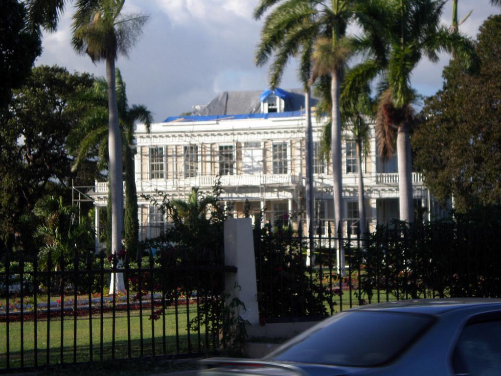 Hotels Near Bob Marley Museum