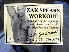 If Jane Fonda and Richard Simmons Just Aren't Cutting it For You ...  the Zak Spears Workout