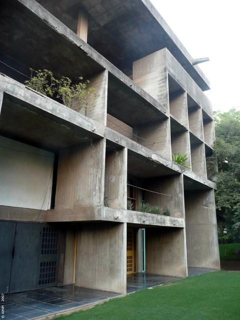 04135 ahmedabad casa shodan arq le corbusier a - Le corbusier casas ...
