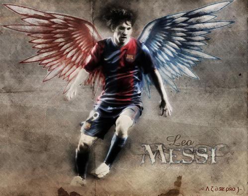 Messi wings