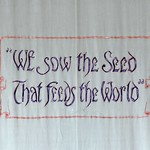 """We sow the seed that feeds the world"""