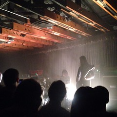 Russian Circles. Intense. #crescentphx