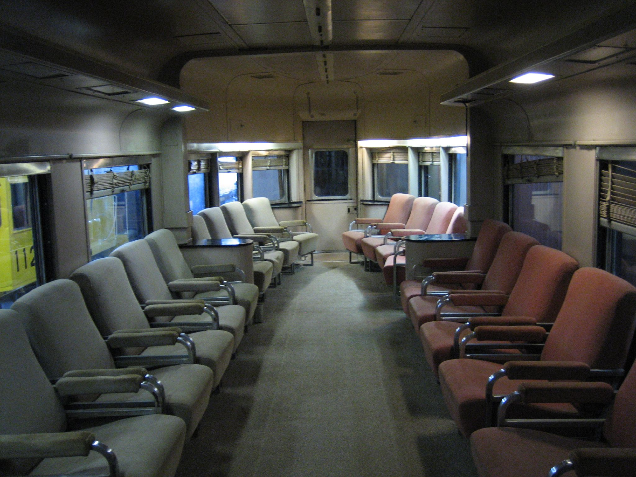 Railway Preservation News View Topic Budd Observation Cars