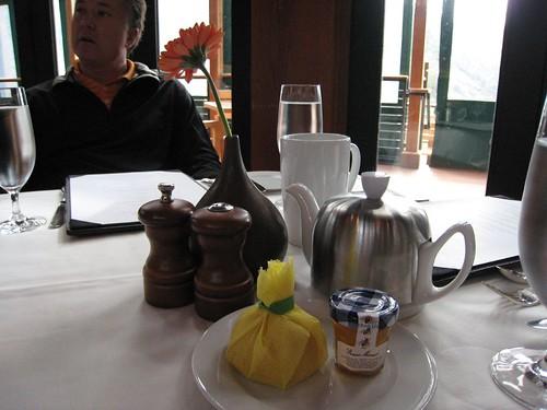 napa, calistoga ranch, tea, lemon, honey IMG_1306