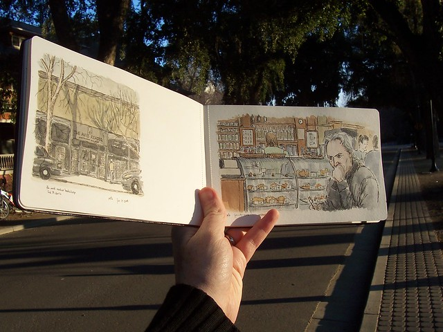 sketch crawl book