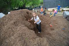 Love dirt.