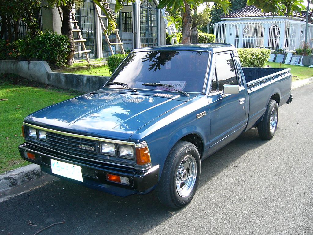 Nissan 720