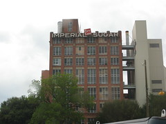 Old Imperial Sugar Factory