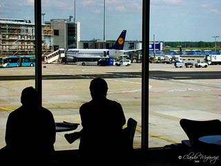 La espera / The waiting - Frankfurt