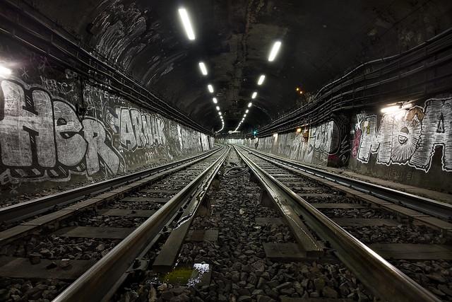 Métro parisien - Paris