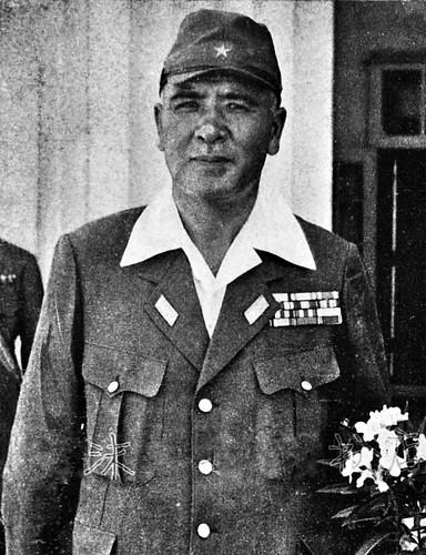 General Masaharu Homma