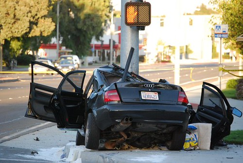 Car Accident in Costa Mesa, CA