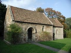 Leper Chapel, Cambridge