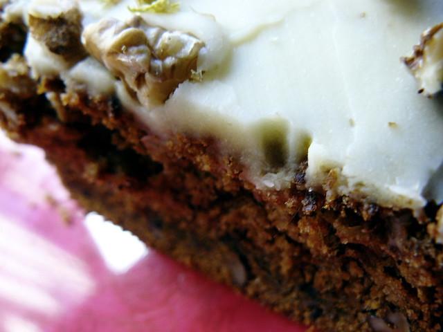Recette Carotte Cake Deegly