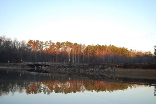 lake water sunrise nikon north carolina chapelhill jeffcohen d40x dgtlpapercuts digitalpapercuts