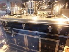 furniture(0.0), room(1.0), gas stove(1.0), kitchen stove(1.0),