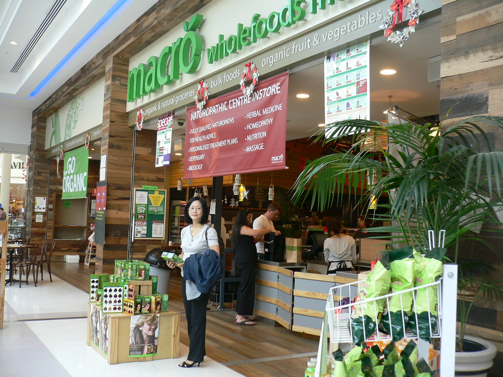 Melbourne health food store
