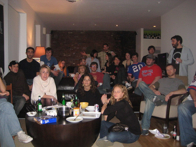 Superbowl 2008 (Pats lose)