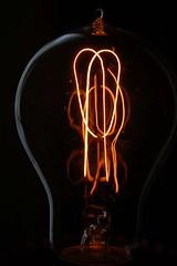 incandescent light bulb, light fixture, light, darkness, illustration, lighting,