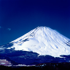 Mt. Fuji From Hakone