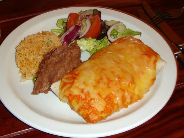 La Enchilada Mexican Kitchen Menu