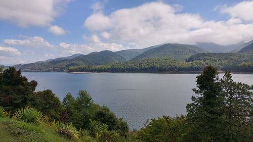 chfstew tncartercounty appalachiantrail tennessee lake