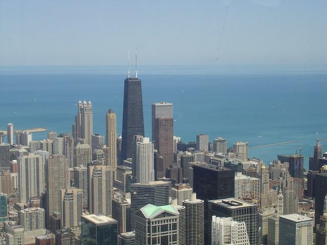 Vista desde las Torres Sears