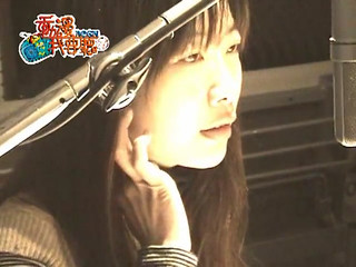 110607(3) - 《動漫我要聽》2011/6/4【達人上菜】:夢幻萌系少女音--「林美秀」!