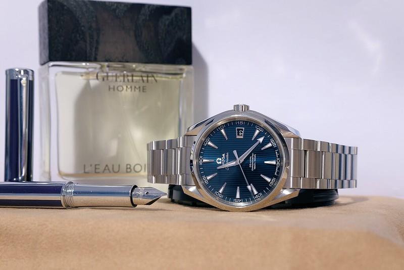 Omega Aqua Terra ou Rolex Oyster Perpetual 13115650545_ed8af2149a_c