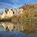 reflecting at the bluffs by -stacey-
