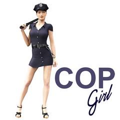 Cop Girl Victoria