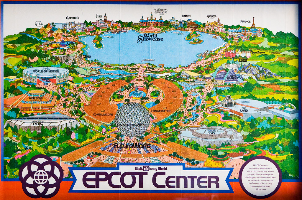 Picture taken on Oct 1, 2007 at the EPCOT Center exhibit. Please view ...