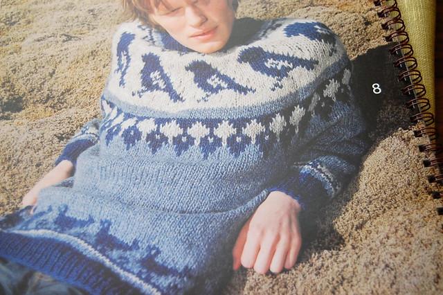 Knitted Balls Pattern : Lopi Knitting Patterns   Design Patterns