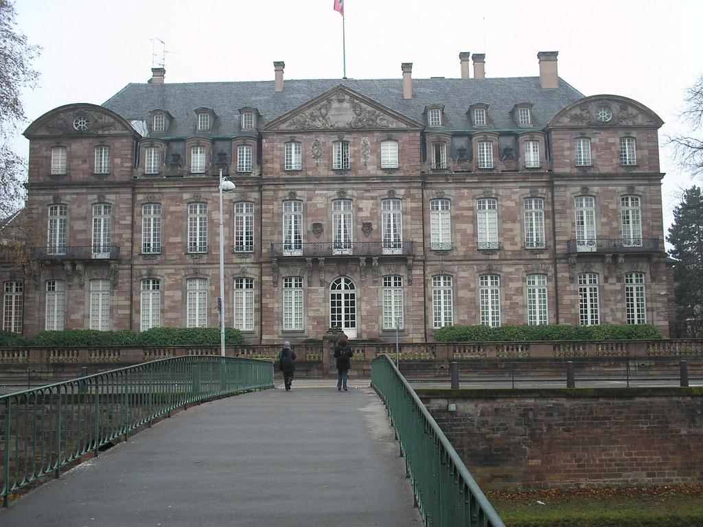 Hotel de la Prefecture, Strasbourg, France