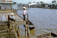 Bao Dinh River, My Tho in 1969