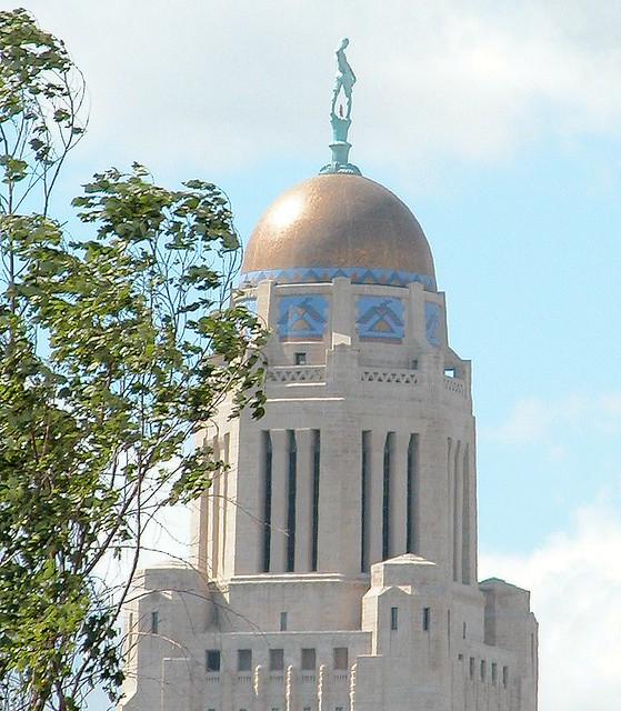 Nebraska State Capitol Building  Flickr  Photo Sharing