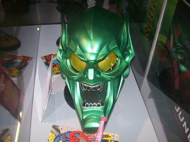 Mask Of The Green Goblin | Flickr - Photo Sharing!