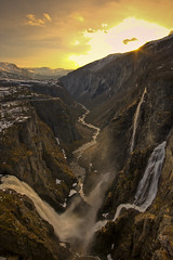 Beautiful Vøringsfossen