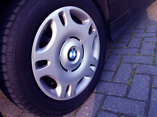 BMW Hubcap